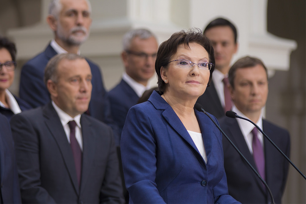 Ewa Kopacz: Dla mnie najważniejsza jest solidarność z własnym krajem