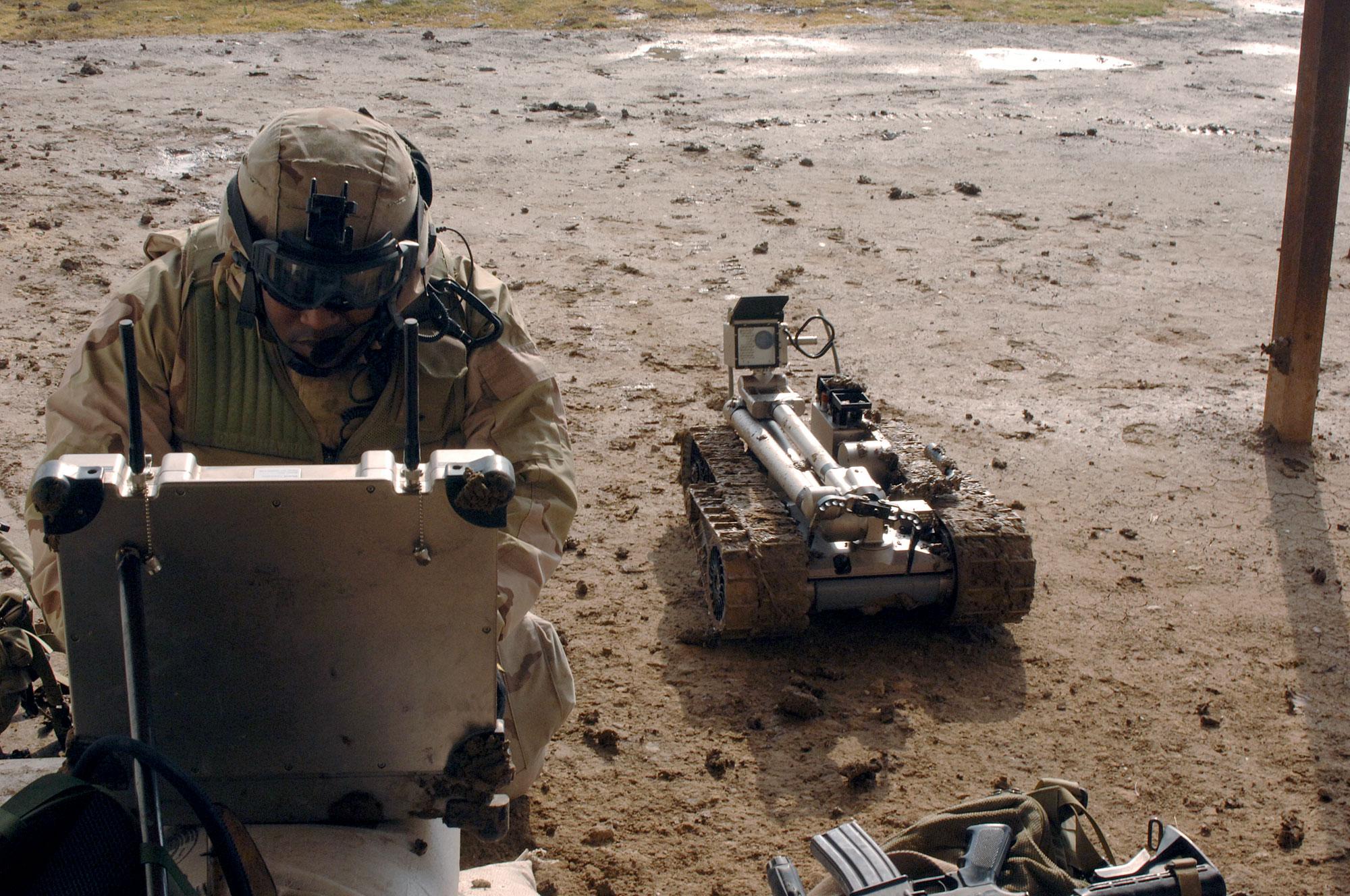 Roboty z Izraela dla polskiej armii