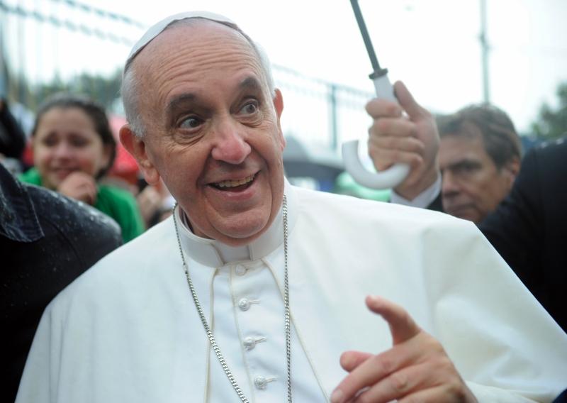 Papież w USA: Cieszę się będąc w kraju zbudowanym przez imigrantów