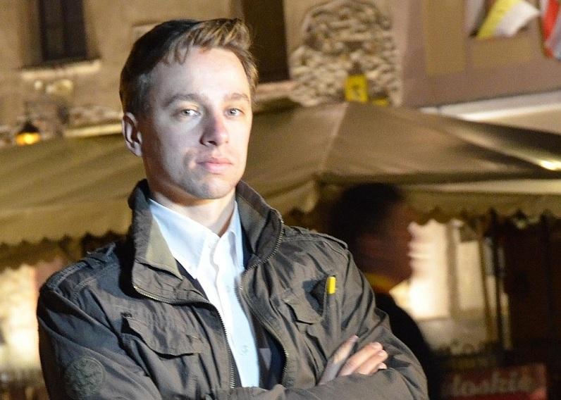 Krzysztof Bosak rezygnuje ze startu z list Kukiza