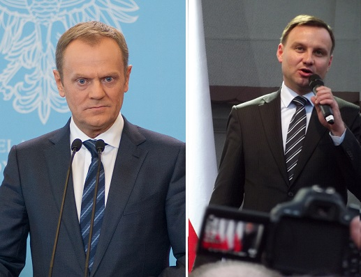 Prezydent Duda jak Tusk w 2007, nie namawia Polaków do powrotu do kraju