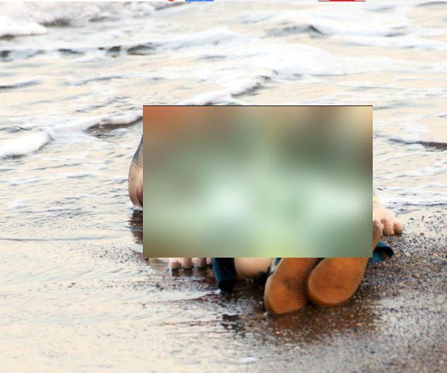 Syryjski chłopiec utonął. Ciocia dziecka: jego ojciec chciał nowe zęby