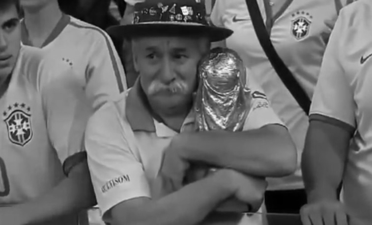 Zmarł najsłynniejszy brazylijski kibic - Gaucho da Copa