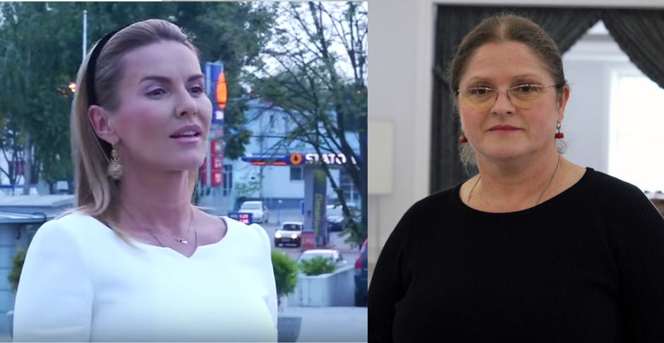 Mocna dyskusja prof. Pawłowicz i Hanny Lis