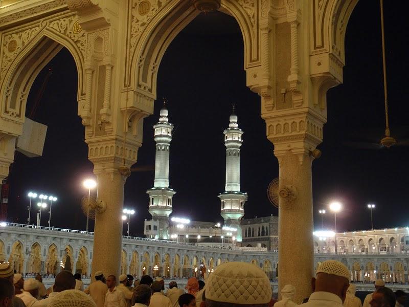 PILNE: Tragedia w Wielkim Meczecie w Mekce. 62 osoby nie żyją