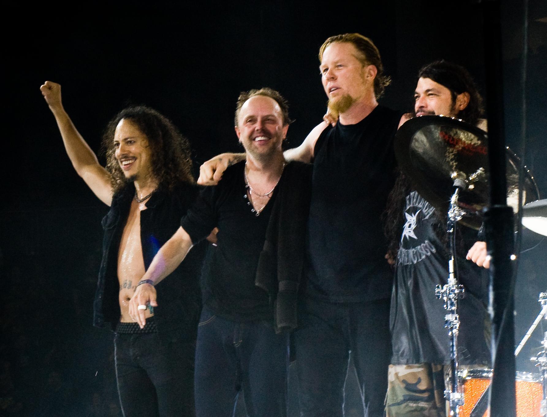 Metallica będzie miała własne piwo