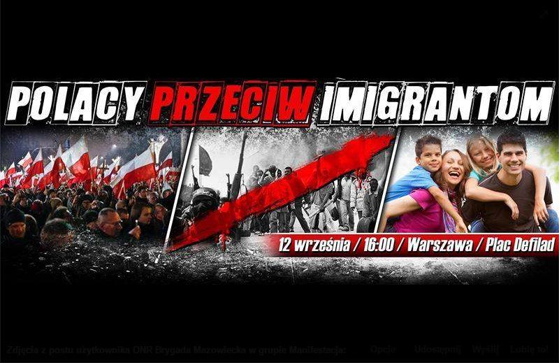 """Wojewoda uchylił decyzję HGW zakazującą manifestacji """"Polacy przeciw imigrantom"""""""