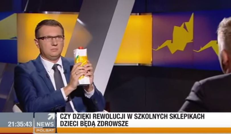 Jakub Stefaniak (PSL) vs Przemysław Wipler (KORWiN)