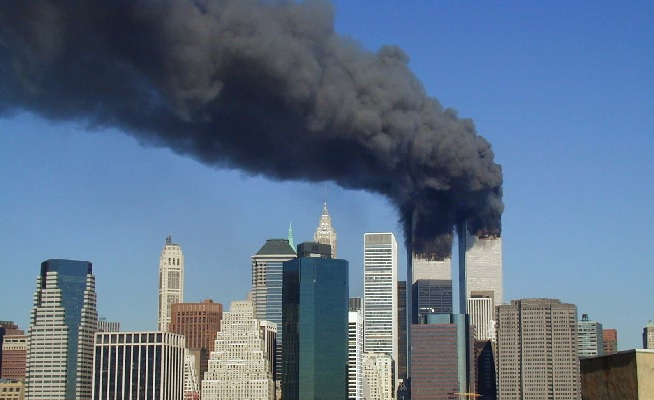 14 rocznica ataków na World Trade Center