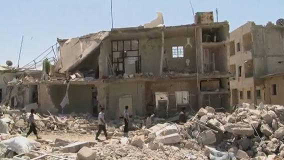 wojna syria