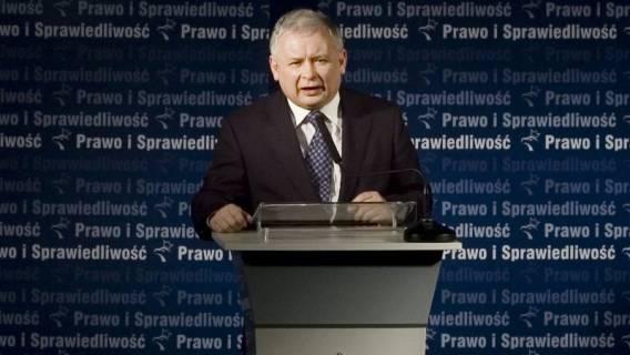 Jarosław Kaczyński Człowiekiem Roku Forum Ekonomicznego w Krynicy