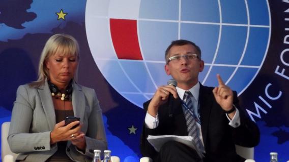 Kolejne nagrania: Bieńkowska i Kwiatkowski śmieją się, że ludzie ufają NIK