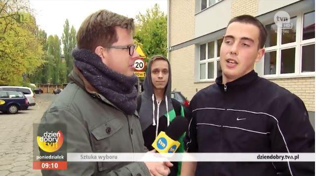 """Powyborczy Chajzer hitem sieci: """"Wisława Szymborska dobrą kandydatką"""" (video)"""