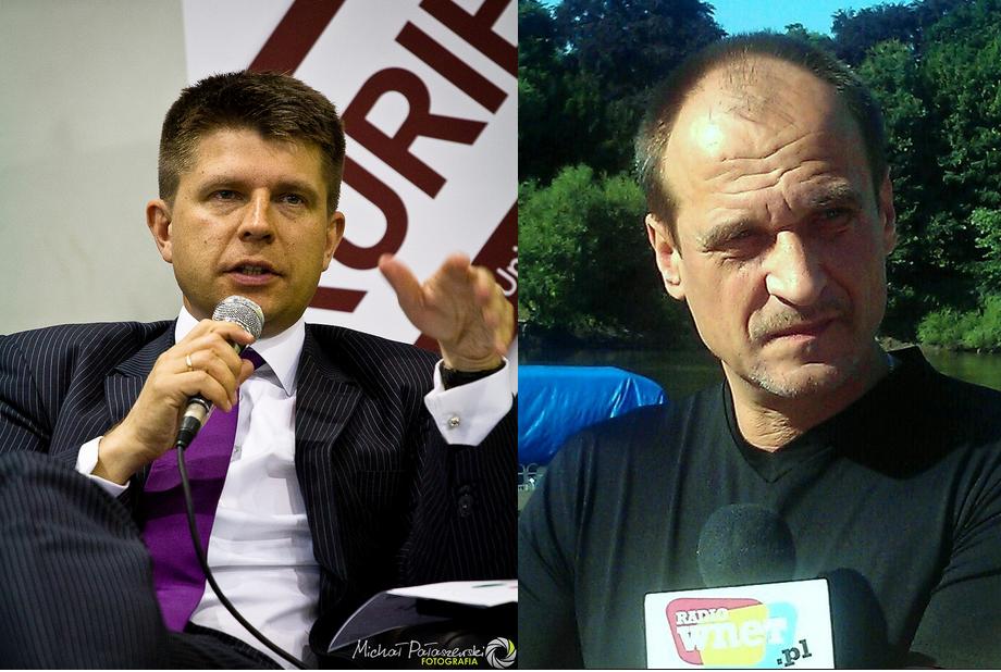 Ostra kłótnia w studio, Kukiz do Petru: nie wierzę panu za grosz