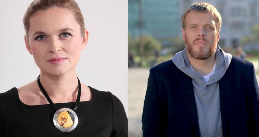 Smutni Nowacka i Palikot oraz pełen zapału Zandberg komentują sondażowe wyniki