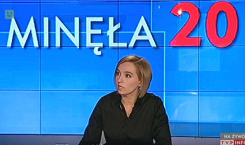 TVP podjęło decyzję. Lewicka zawieszona po rozmowie z prof. Glińskim