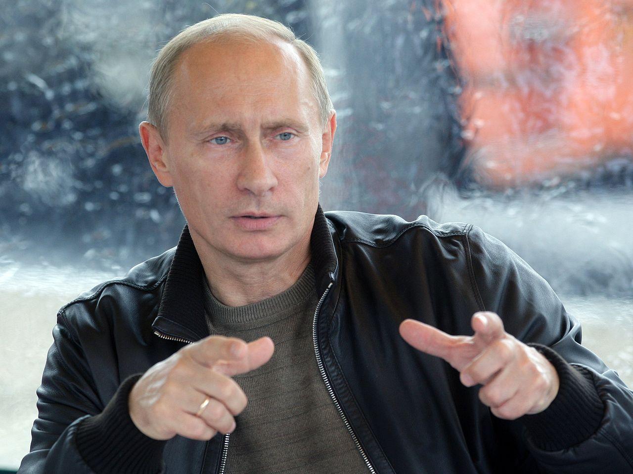 Forbes: Władimir Putin to najpotężniejszy człowiek na świecie