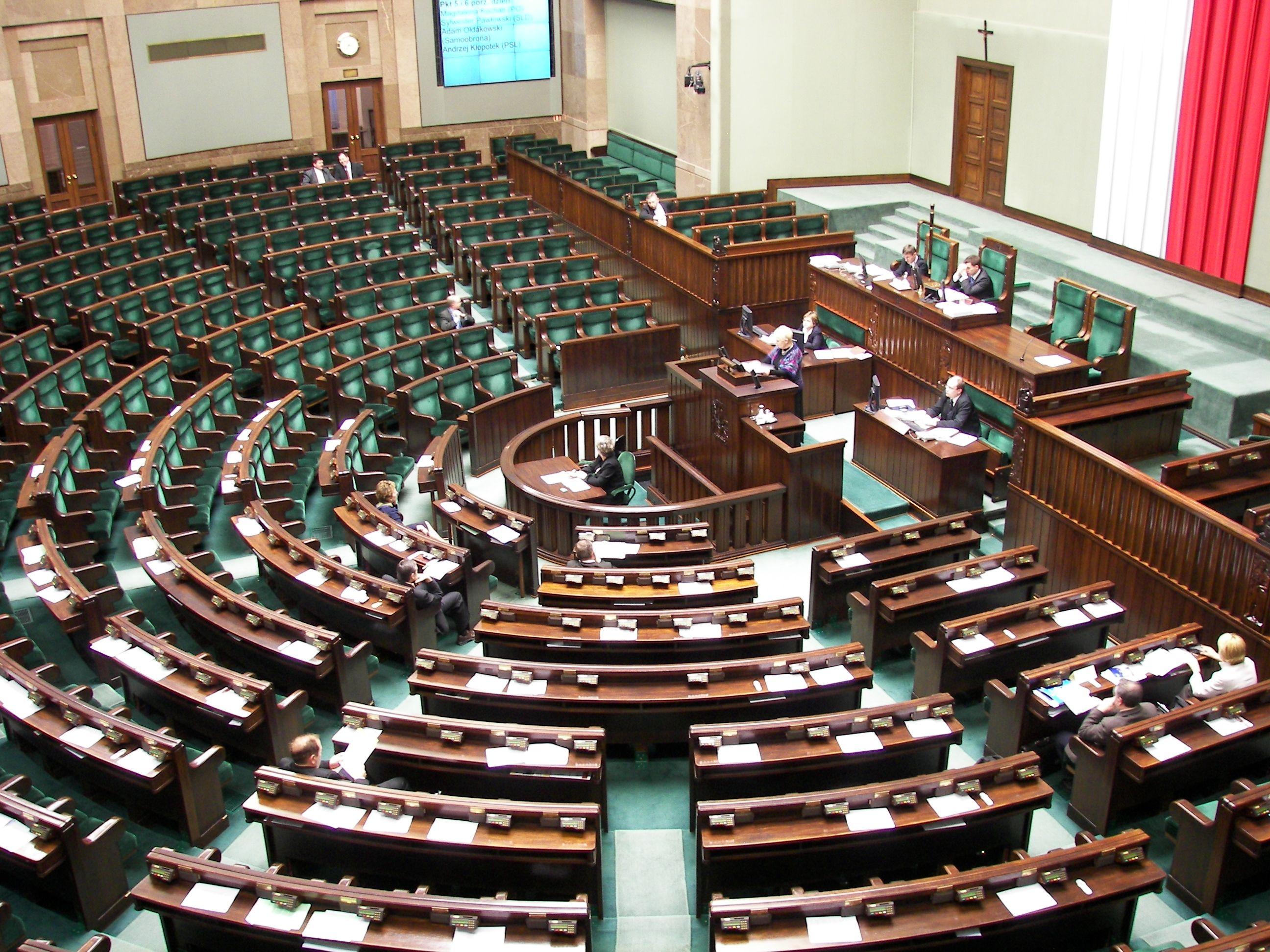 Posłowie wybrali marszałka Sejmu. Kopacz przegrała walkę o władzę nad klubem PO
