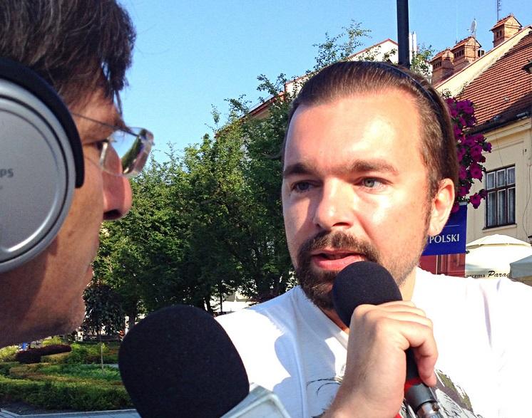 Kontrowersyjny wpis burmistrza Wadowic