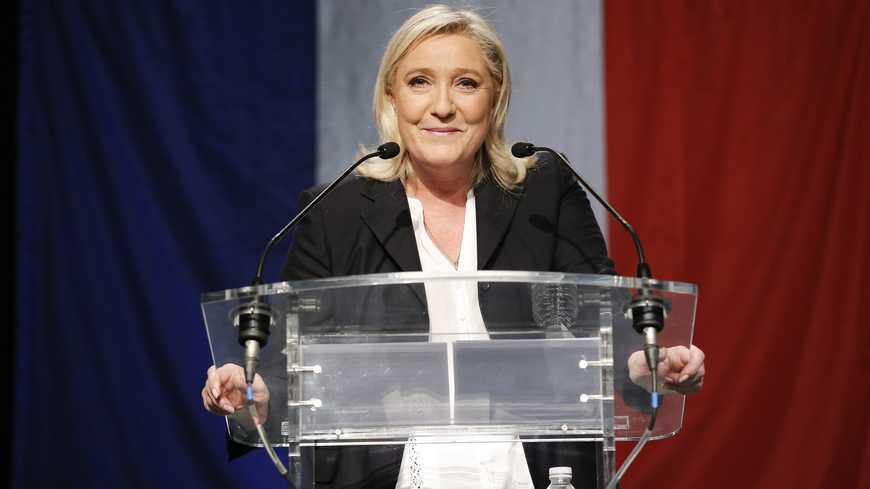 Francuski Front Narodowy zatrzymany. Przegrana w drugiej turze