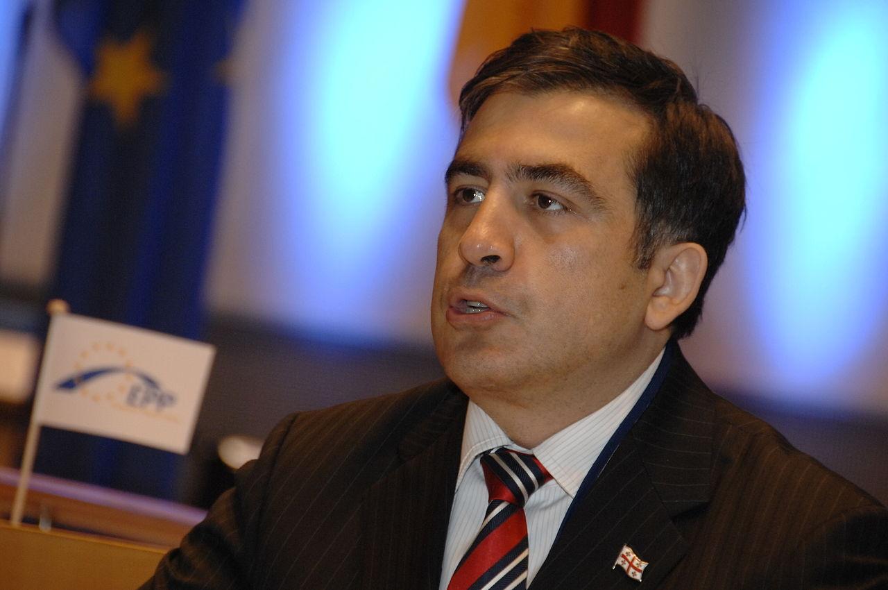Minister spraw wewnętrznych Ukrainy pozywa Saakaszwilego