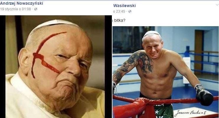 Co tam się działo?! Internetowa bitwa o Artura Szpilkę i papieża