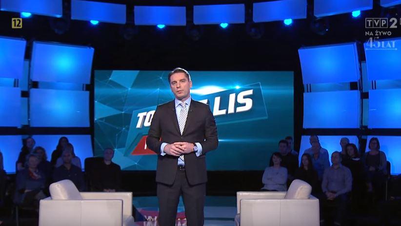 Tomasz Lis żegna się z TVP
