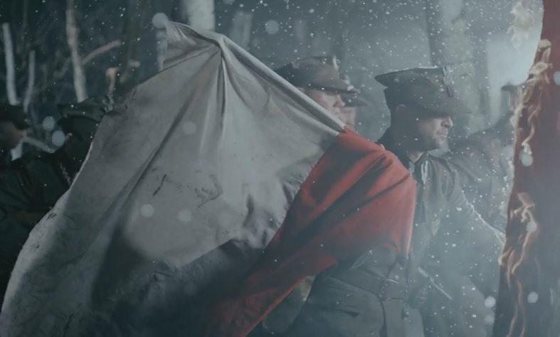 TVP opublikowała spot promujący Dzień Pamięci Żołnierzy Wyklętych (video)