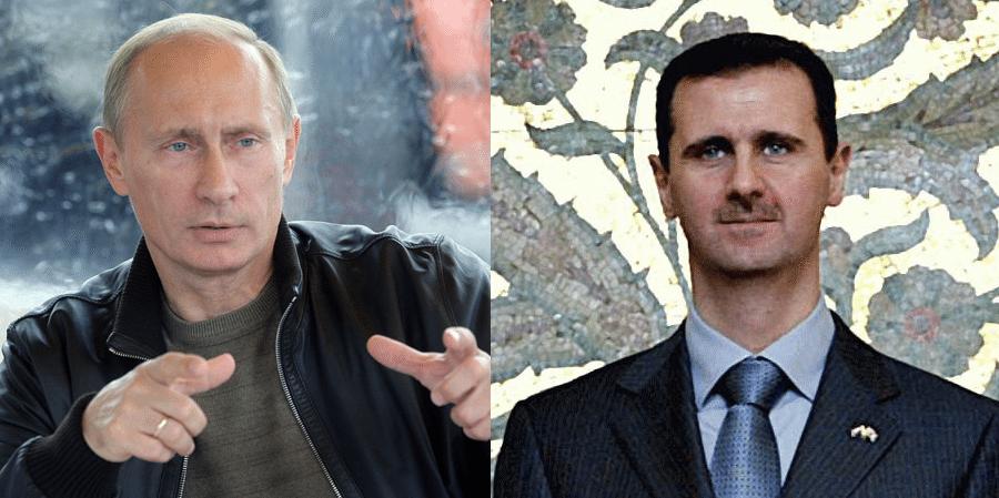 Były agent MI6: Rosja i Asad są bliscy zwycięstwa w Syrii