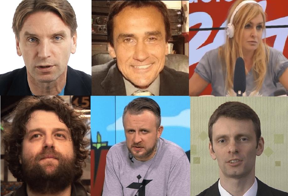 Kto powinien zostać Najlepszym Dziennikarzem 2015? (zagłosuj)