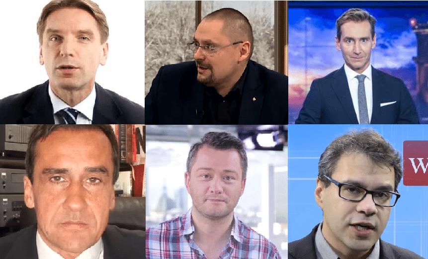 Kto powinien otrzymać tytuł Najgorszego Dziennikarza 2015? (zagłosuj)