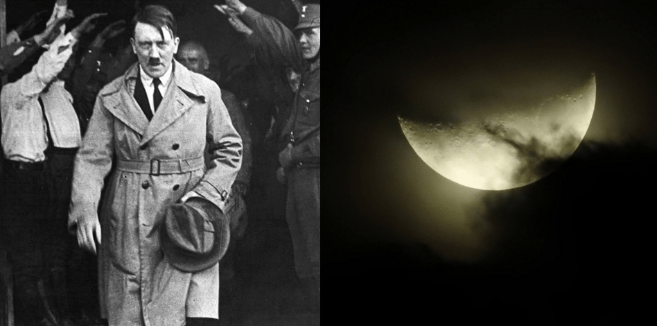 ZPO#38 Spiskowa teoria w Daily Mail: Hitler pierwszym człowiekiem na Księżycu