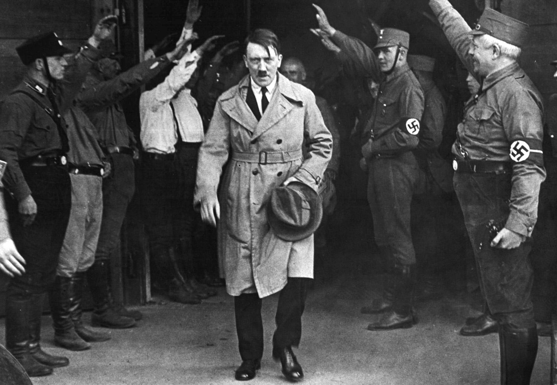 ZPO: Odkryto schorzenie Hitlera. Cierpiał na bardzo wstydliwą deformacje