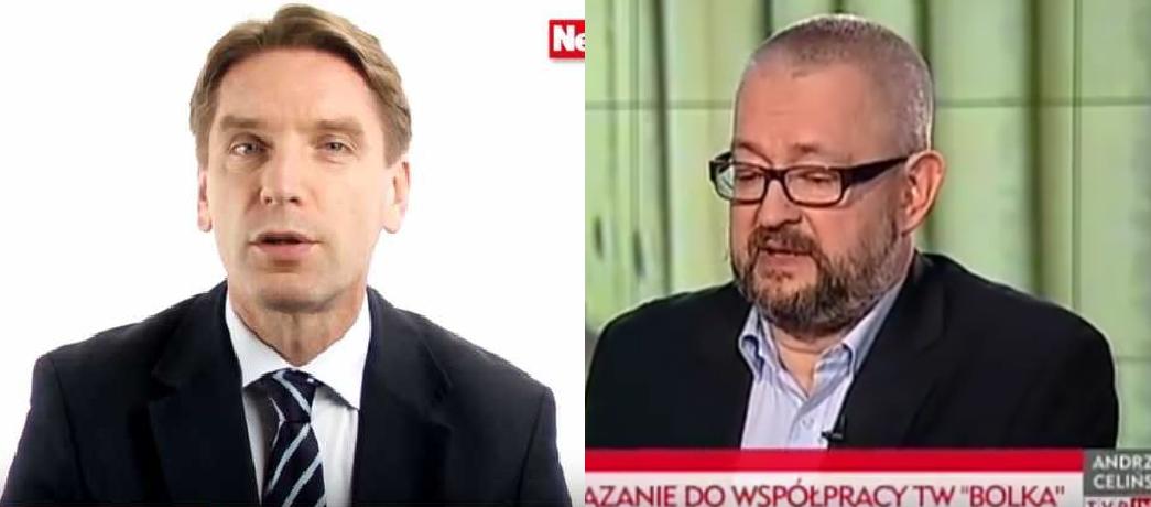 Ziemkiewicz: Oby Matka Boska dała w mordę Wałęsie. Lis: Mogą go pocałować w... (video)