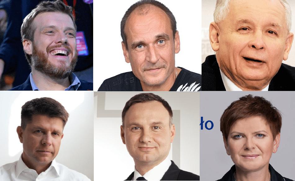 Czytelnicy wybrali Człowieka Roku 2015 w polskiej polityce