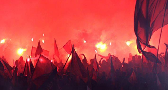 """Antyislamska manifestacja w Warszawie. """"Chcemy, żeby Polska pozostała Polską"""""""