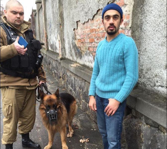 Ups. Złapany przez obywateli nie był w Polsce nielegalnie. Straż: Miał pełne prawo