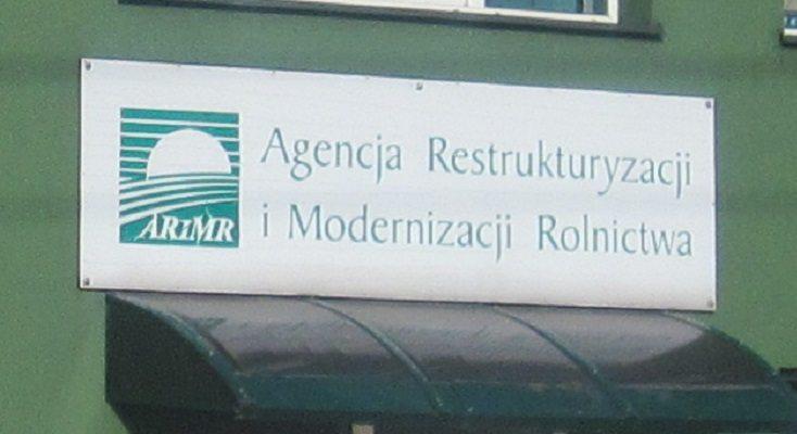 Agencja Restrukturyzacji i Modernizacji Rolnictwa wydała 300 mln złotych na nagrody