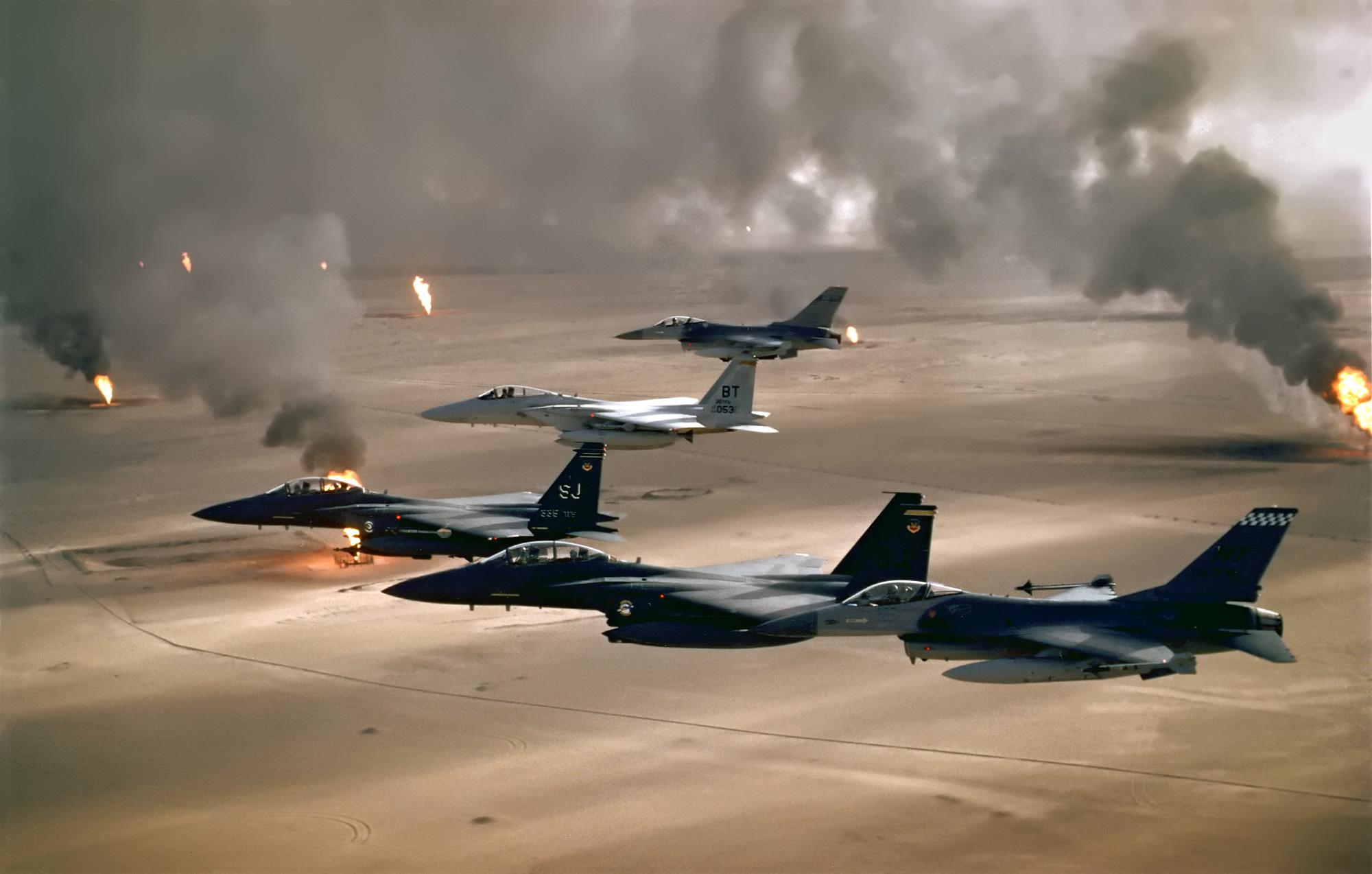 Reuters: Amerykanie budują dwie bazy lotnicze w Syrii. USA twierdzi, że nie
