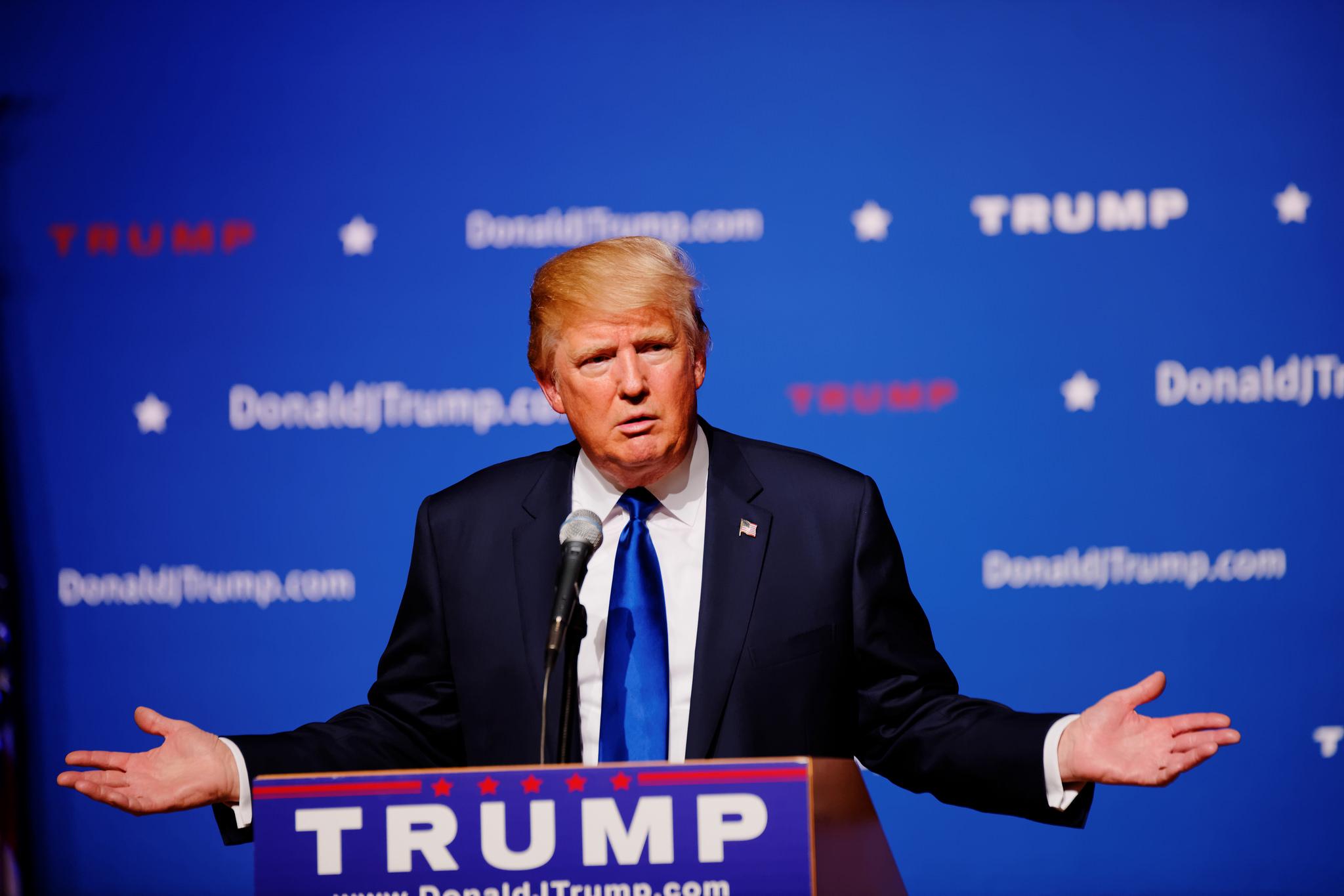 Lewandowski powodem kłopotów Trumpa. Awantura o siniaki dziennikarki (video)