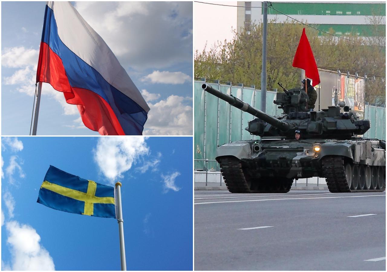 Rosja grozi Szwecji wojskowym odwetem