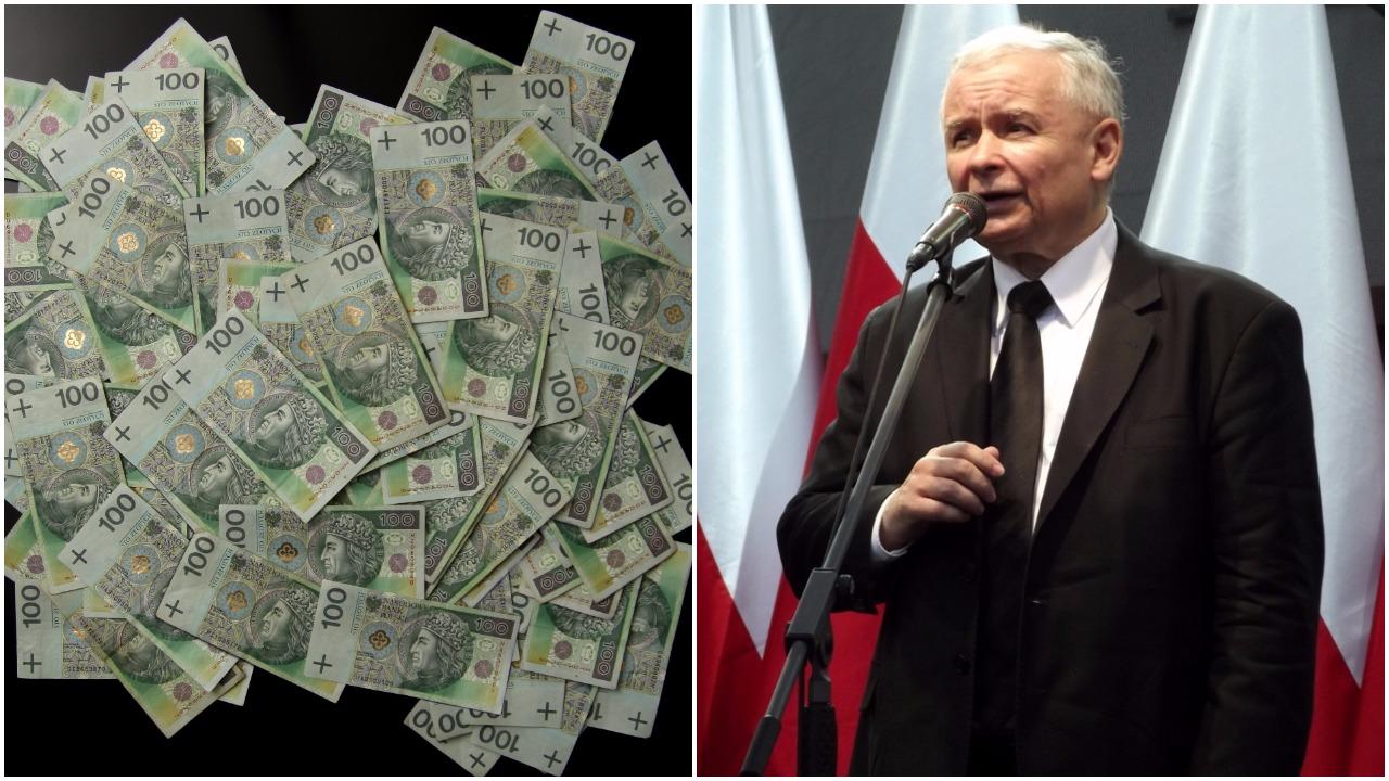 Subwencje PiS: 700 tys. złotych na ochronę Kaczyńskiego, 286 tys. dla o. Rydzyka