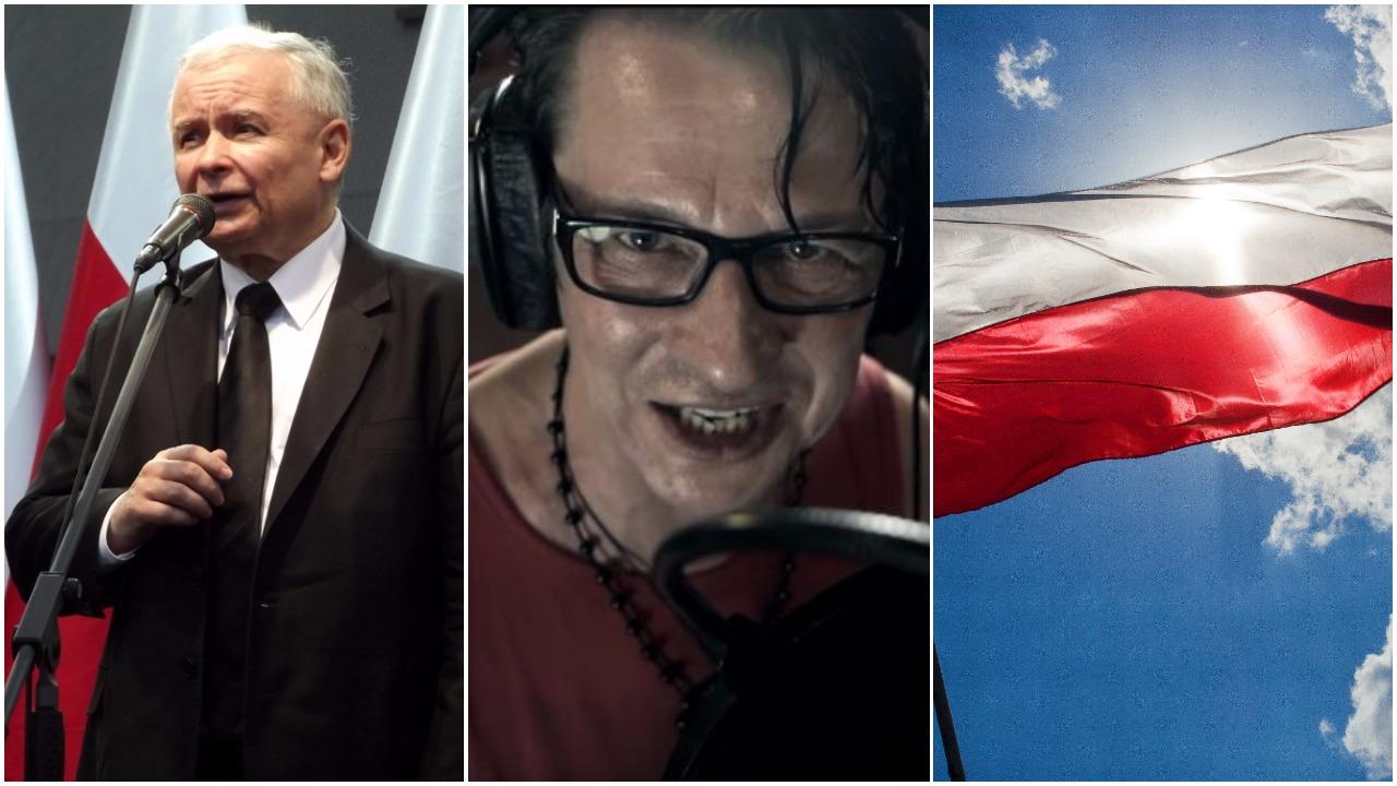 Maleńczuk: Polski naród jest jak Kaczyński, mały i mściwy, z wąskimi horyzontami