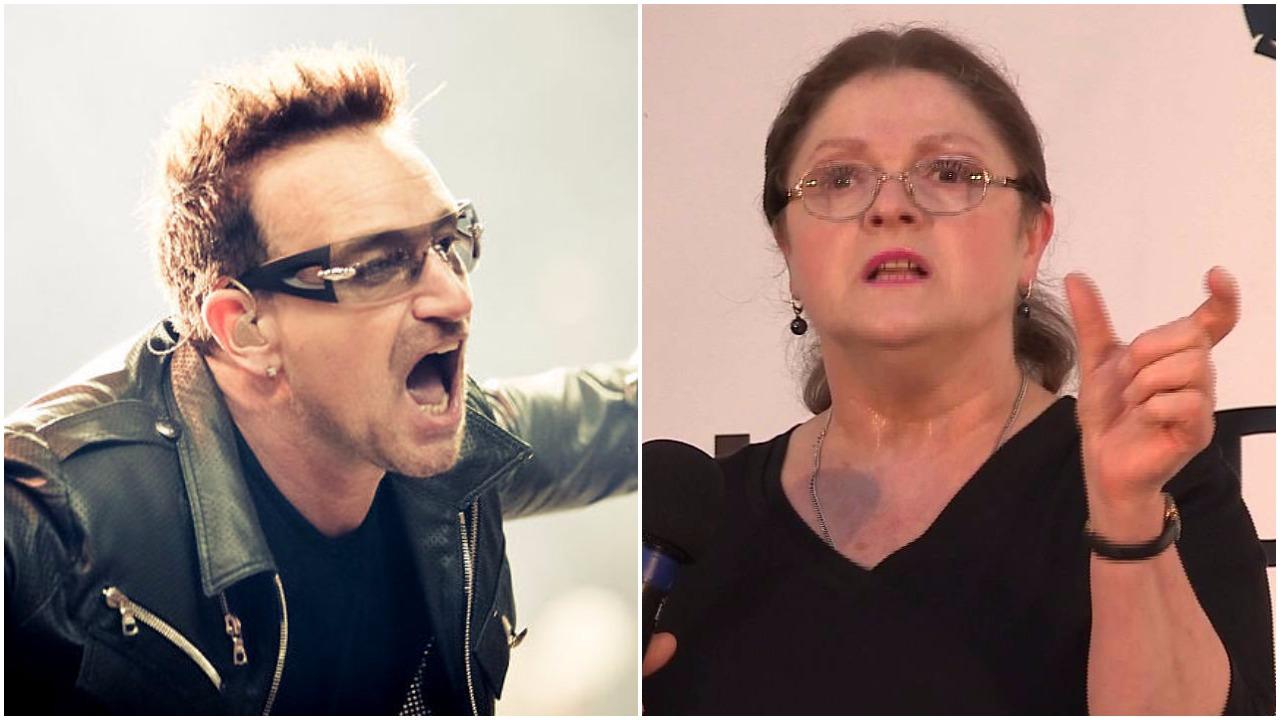 Pawłowicz do Bono: Pańscy muzułmanie są do zabrania z dostawą na rancho lub do apartamentu