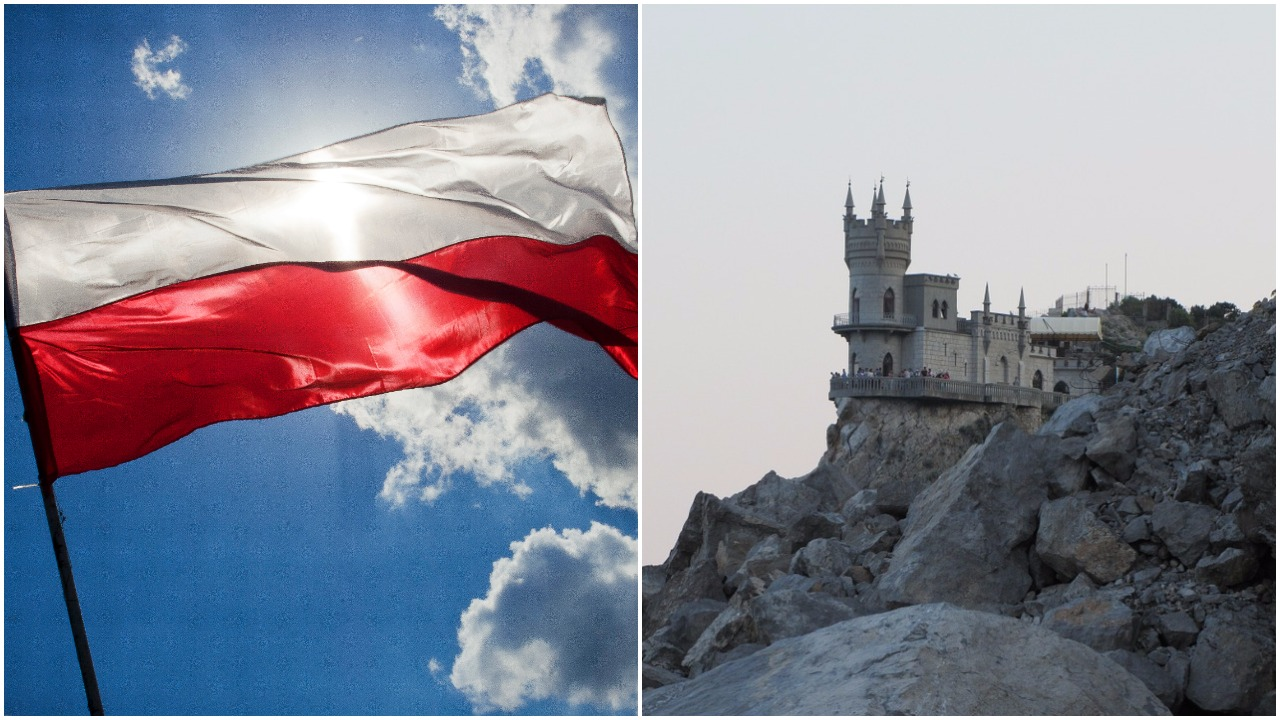 Władze Krymu oburzone postawą polskiego rządu