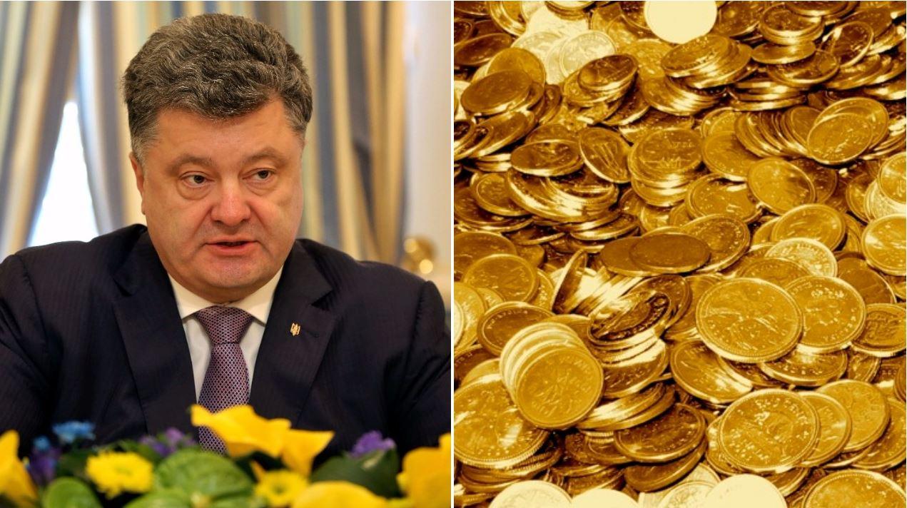 Forbes: Oto najbogatsi Ukraińcy. Poroszenko wzbogacił się o 100 milionów dolarów