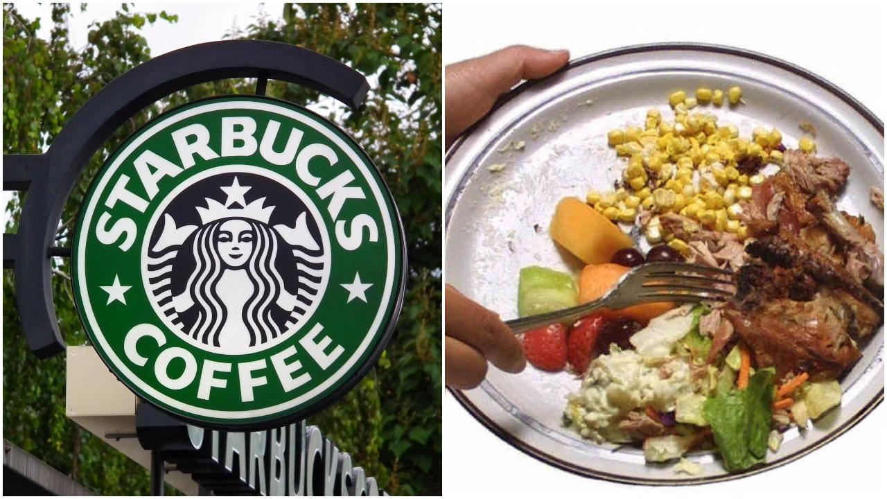 Starbucks będzie oddawał całość resztek jedzenia potrzebującym
