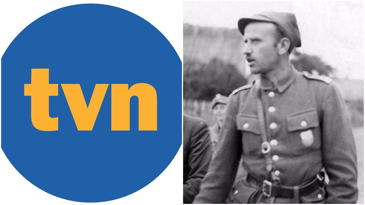 """TVN nie relacjonował pogrzebu """"Łupaszki"""". """"Odpięli nam kabel"""""""