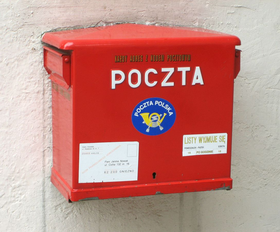 Poczta Polska kazała listonoszom liczyć kroki