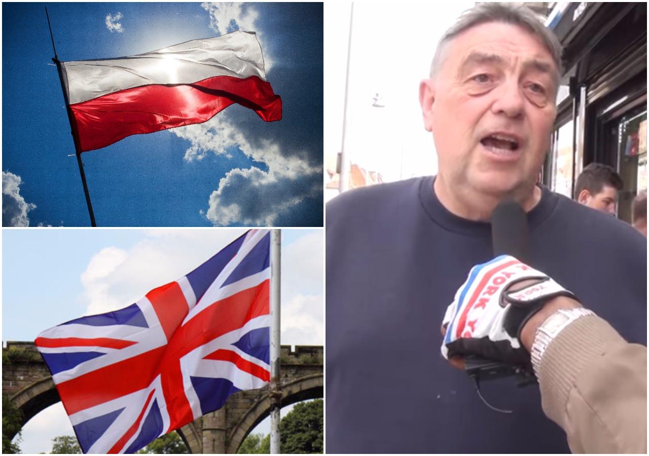 Anglicy o Polakach: Dobre jedzenie, ciężko pracują i ginęli w obronie naszego kraju (video)